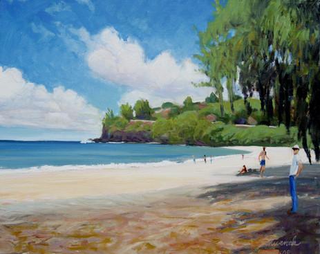 Kalihiwai Bay - Kauai