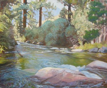 Deep Pool - Robinson Creek
