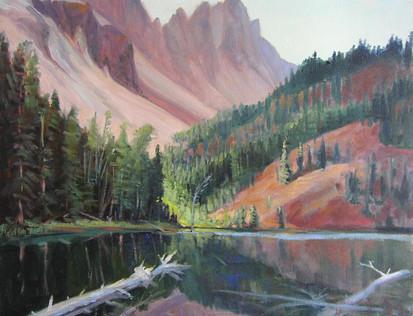 Hart Lake - Early Morning