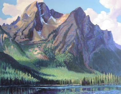 Stanley Lake-Sawtooth