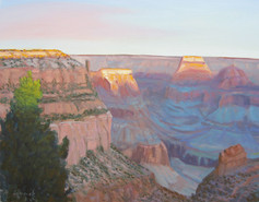 Grand Canyon - Study in Pastel
