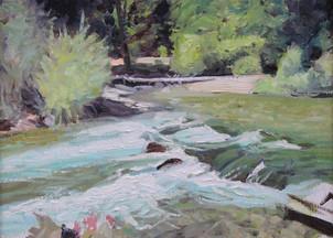 Small Falls - Wood River