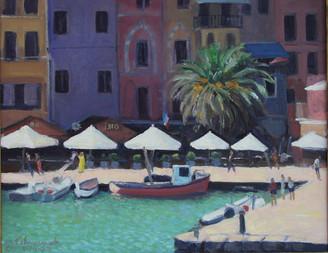 Umbrellas of LaSpezia