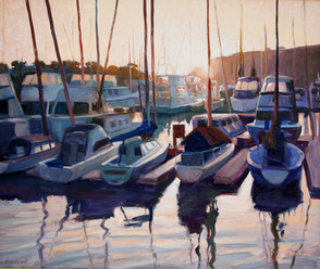 Harbor Sunset - Dana Point
