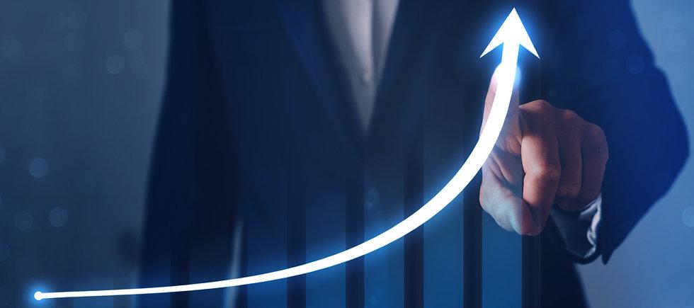 Businessman%20finger%20pointing%20arrow%20graph.%20Business%20development%20to%20success%2C%20profit