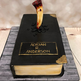 This Harry Potter cake was for one speci