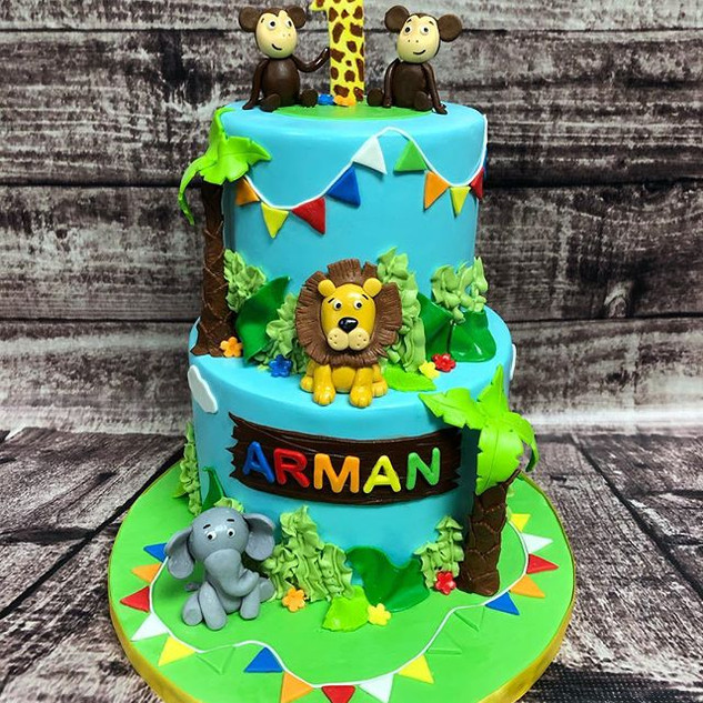 Flashback to this cake we did a few week