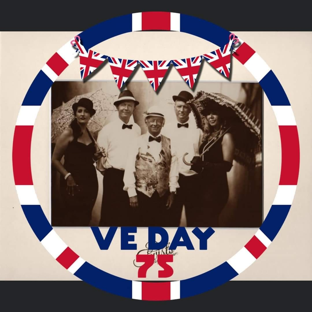 VE Day 75 Years 2020