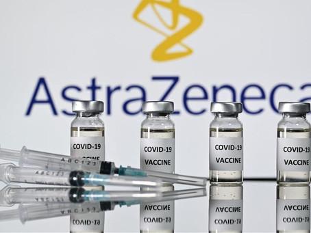 Covid-19: Vacuna de AztraZeneca altamente eficaz contra variantes Beta y Delta
