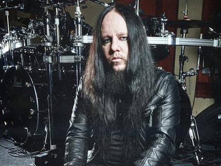 Murió Joey Jordison exbaterista de Slipknot