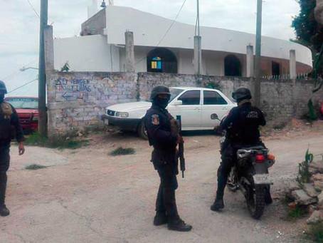 Realizan operativos de seguridad en Chilpancingo ante el aumento de delitos en la entidad