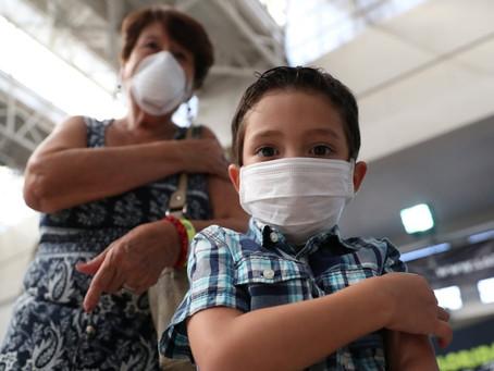 595 niños de 0 a 5 años han muerto en México por Covid-19