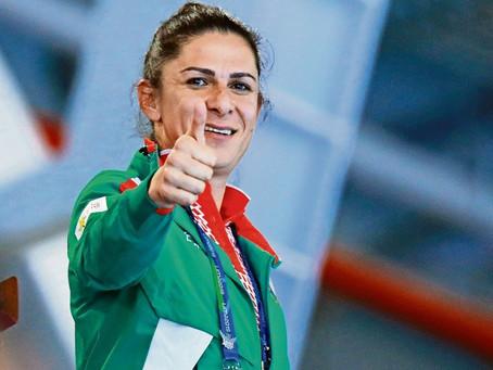 Si no hay medallas, Ana Guevara abandona a los Atletas en los Juegos Olímpicos