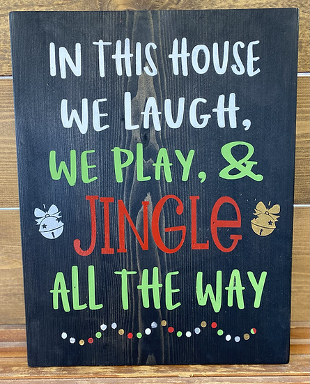 Laugh, Play, Jingle