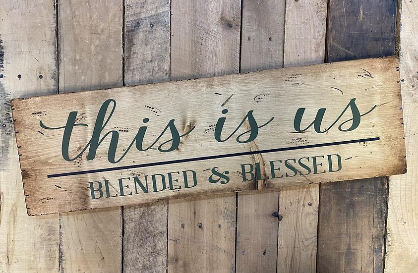 Blended & Blessed