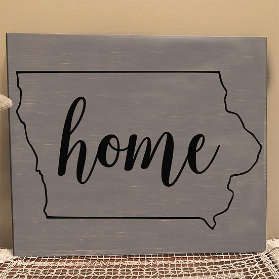 Home State Script