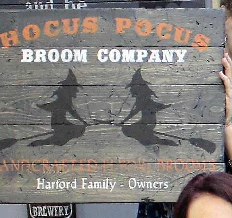 Hocus Pocus Broom