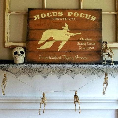 Halloween Broom Company