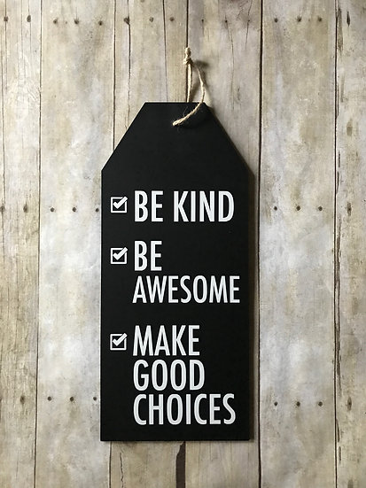Be Kind Awesome