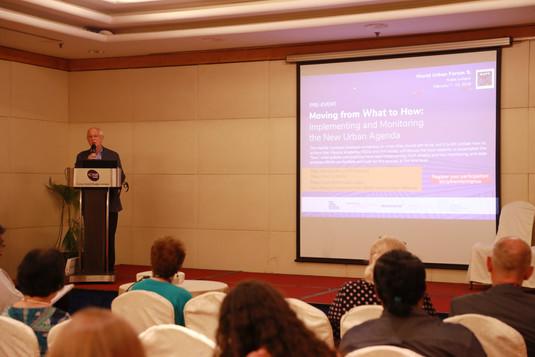 WUF9 Pre-Event | Michael Cohen