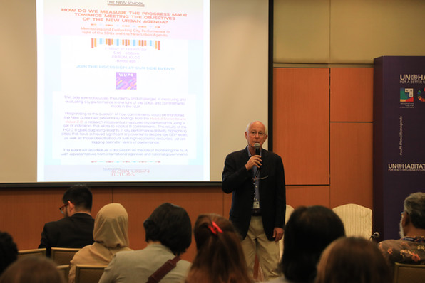 WUF9 Side Event   Michael Cohen
