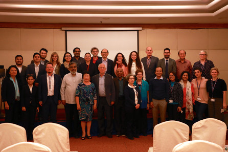 WUF9 Pre-Event   Speakers, organizers and some audience members