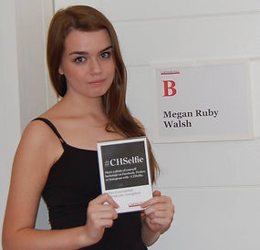 Megan Ruby Walsh Dressing Room Carnegie Hall