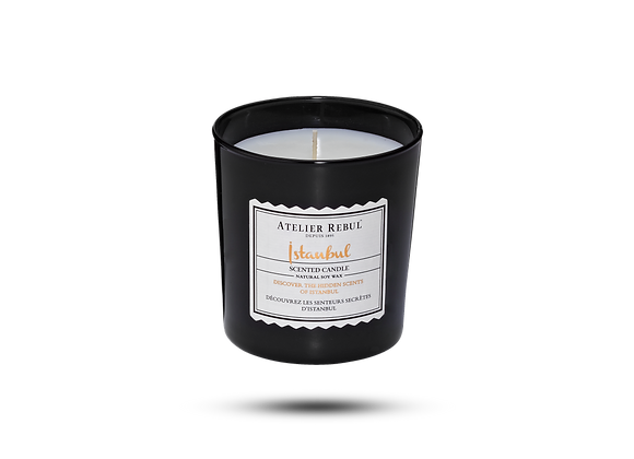 Istanbul scented candle new formula