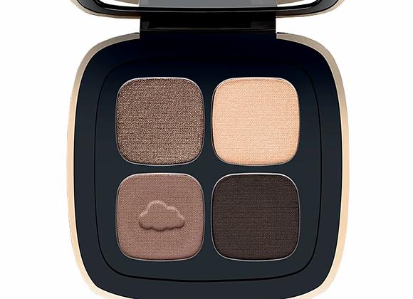Quad Eye Shadow bruine tinten