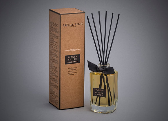 Flower fusion reed diffuser