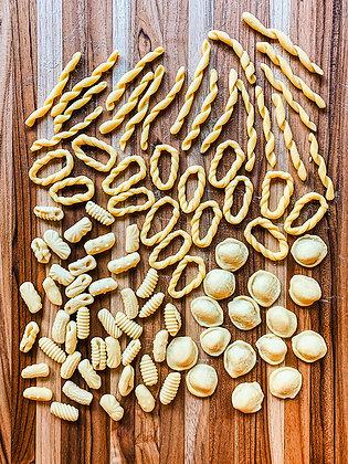 Pasta Quarantine: Let's Make Hand-Rolled Pasta!