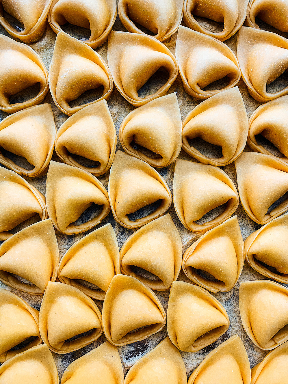 If you're looking for new ways to connect with family and friends, how about a pasta class?