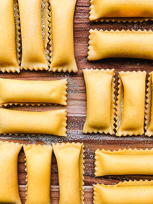 Pasta Quarantine: Let's Make Agnolotti!