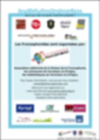 partenaires francophonides 2014