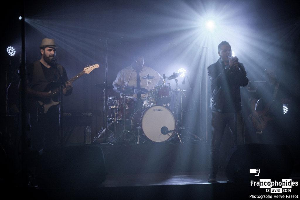 Concert Les Beedies/Teddy Savic 2014