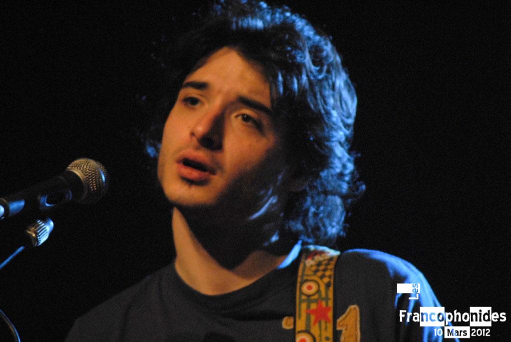 Concert Kaolin/Ben Barock 2012