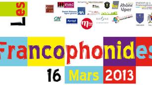 Le Programme des Francophonides 2013