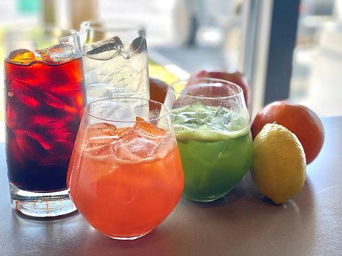 Quart of Juice or Smoothie