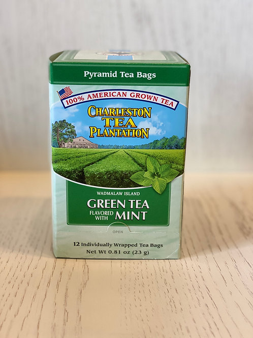 Charleston Tea Box