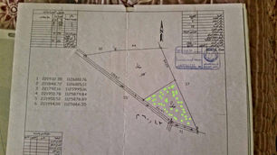 ارض للبيع في الفيصليه من اراضي محافظة مادبا قرب مستشفى النديم بسعر مغري