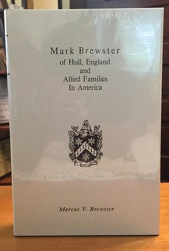 Mark Brewster of Hull England