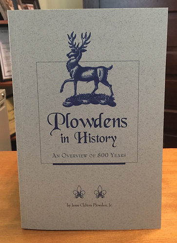 Plowdens in History: An Overview of 800 years