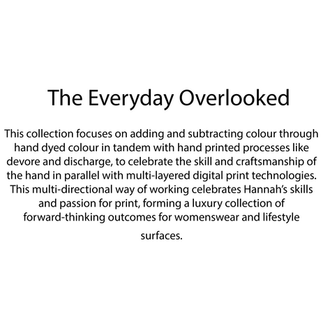 The Everyday Overlooked