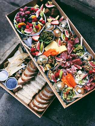 Brunch Grazing Box for 8-10 guests