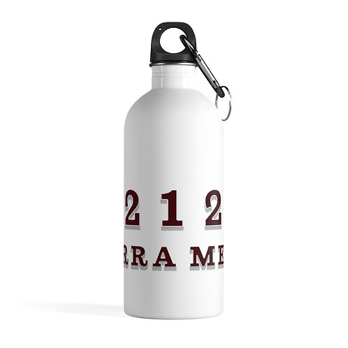 Serra Mesa - 92123 - Stainless Steel Water Bottle