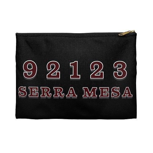 Serra Mesa - Black - Accessory Pouch
