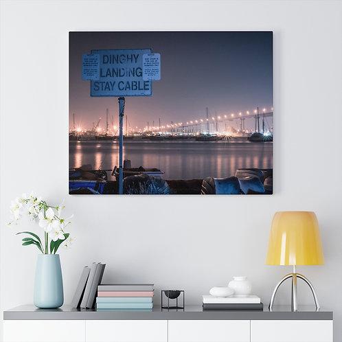 Coronado Bridge - Canvas Gallery Wraps