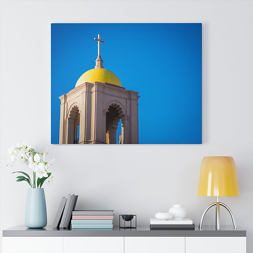 OB Church Steeple - Canvas Gallery Wraps