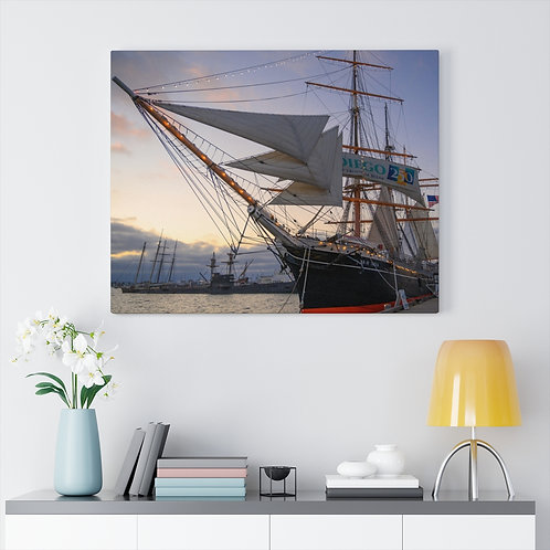 Star of India - Canvas Gallery Wrap