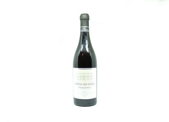 """""""PRIMITIVO - Monte Dei Cocci"""" Red Wine"""
